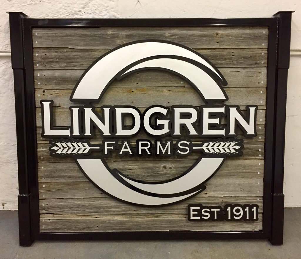 Custom Metal Fabrications And Signs Yorkton Irontown Mfg